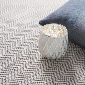 Fibre Flooring Flatweave Classic Herringbone carpet