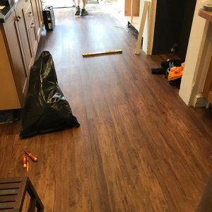 Colosseum Rustic Oak 5G Click LVT Flooring fitted in Redland, Bristol supplied and fitted by Phoenix Flooring Limited, Stoke Lodge and Thornbury, Bristo