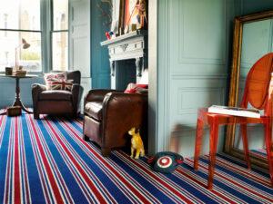 Carpet Trends for 2019 stripes
