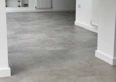 Camero LVT flooring fitted in Staple Hill, Bristol