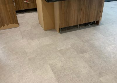 Camero LVT flooring