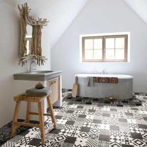 Lifestyle Floors baroque vinyl can be supplied and fitted by Phoenix Flooring Limited, Thornbury and Stoke Lodge, Bristol