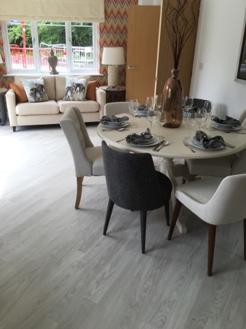 LVT flooring can be supplied and fitted by Phoenix Flooring Limited, Stoke Lodge and Thornbury, Bristo
