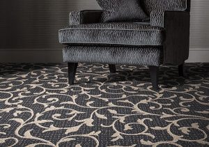 Axminster Carpets can be supplied and fitted by Phoenix Flooring Limited, Stoke Lodge and Thornbury, Bristol