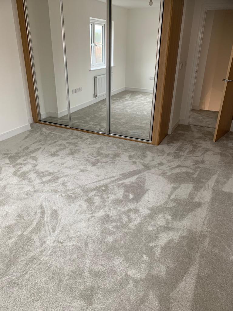 Gentle Touch Abingdon Carpets Installed At Linden Homes Thornbury Bristol