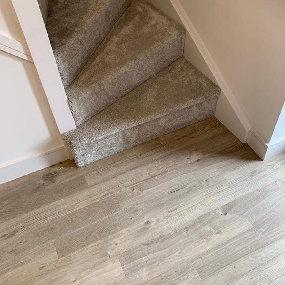 Amtico LVT at Linden Homes, Thornbury - Phoenix Flooring Ltd Bristol