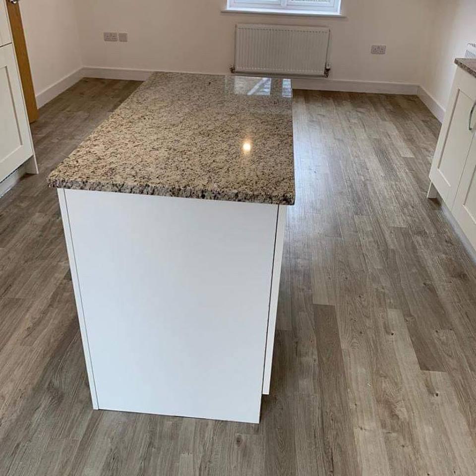 Amtico LVT at Linden Homes, Thornbury - Phoenix Flooring Ltd