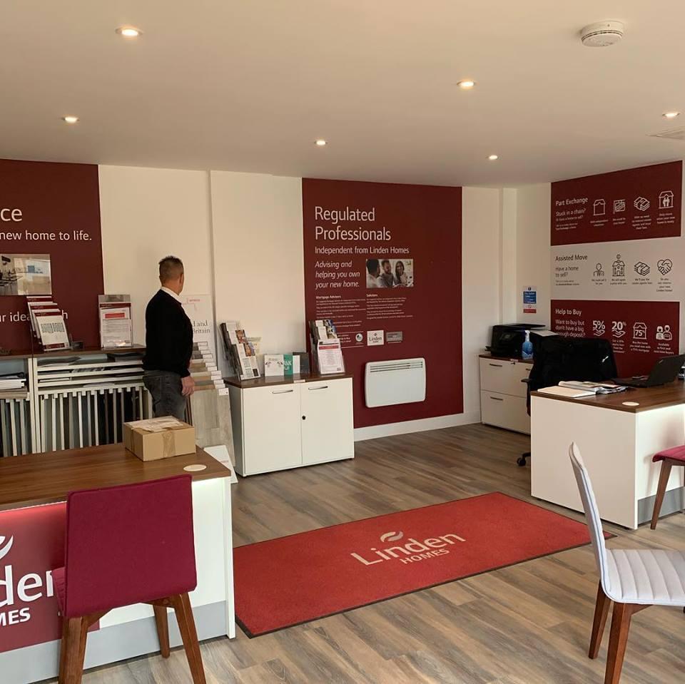 Linden Homes - Bishops Cleeve - Phoenix Flooring Ltd Bristol