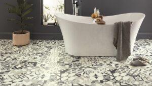 Bathroom Flooring by Karndean