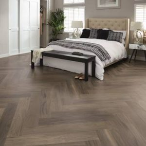 Karndean LVT for a bedroom