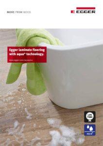 Egger water resistant laminate Aqua
