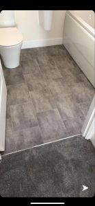 Redrow Homes Caldicot Flooring