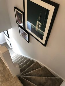 Stairs at Redrow Homes Stonehouse