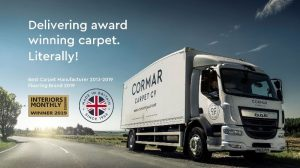 Cormar Carpets Award Winners 2019