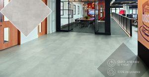 Karndean LVT Flooring - Concrete Hues