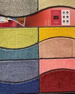 Colourful Carpets by Lifestyle Floors