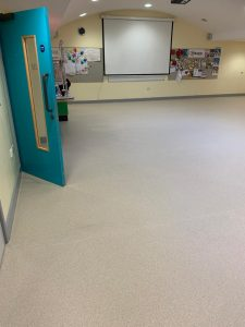 Gerflor Tarasafe fitted at Turnberries Thornbury