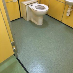 Coniston Community Centre Flooring